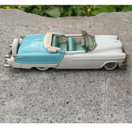 Occasion: Oldsmobile Fiesta 1953 - Blue / White - Brooklin BRK39 - 1:43