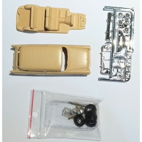 Kit: Chevrolet Nomad 1955 - Provence Moulage - 1:43 - In the state