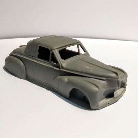Bodywork - Peugeot 203 Cabriolet - Resin - 1:43