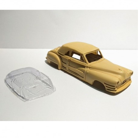 Bodywork Search Town & Country - 1:43 - Gross Resin - Provence Moulage