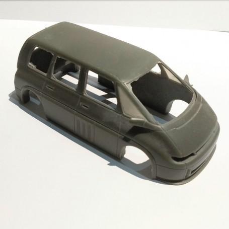 Bodywork: Renault Espace III F1 - 1/43 - Gross Resin - Ministry
