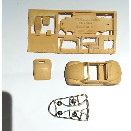 Incomplete - Kit VW Cabriolet Hebmuller - 1:43
