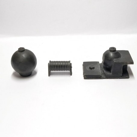 Accessories for Fire Truck - Resin - CPC Production