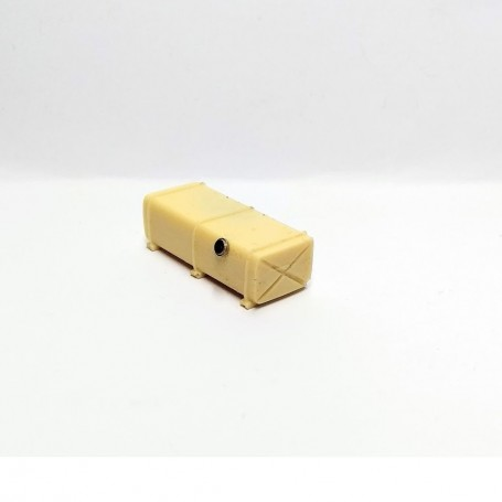Resin tank and brass cap - Long 32 mm - CPC Production