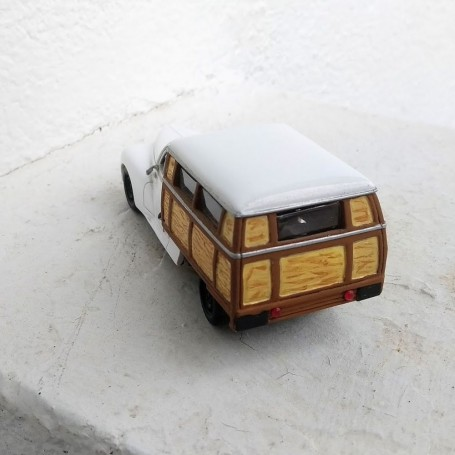 In the state - Peugeot 203 Woodie - 1:43 - JPS