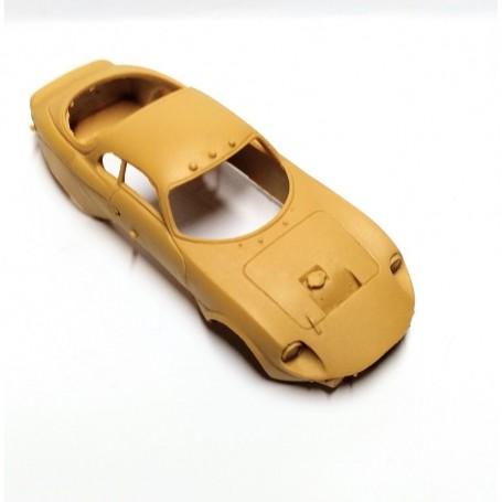 Aerodjet Rene Bonnet - Le Mans 1964 - N ° 56 - 1:43 - Jiegle Models