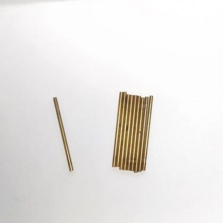 10 axes Ø1.50 x long. 31 mm - Brass - CPC Production