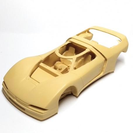 Used: Peugeot Kit 205 T16 Quasar - 1:43 - Provence Moulage