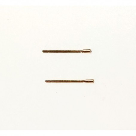 2 16mm brass antennas for miniature - CPC Production