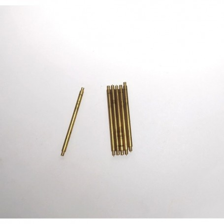6 Axes - Length 34 mm - Brass - CPC Production