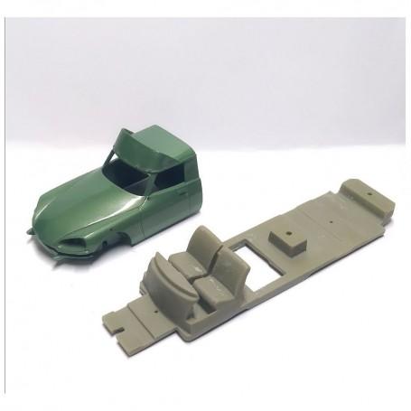 Chassis & Bodywork - Citroën DS Caravan - Classics - 1:43