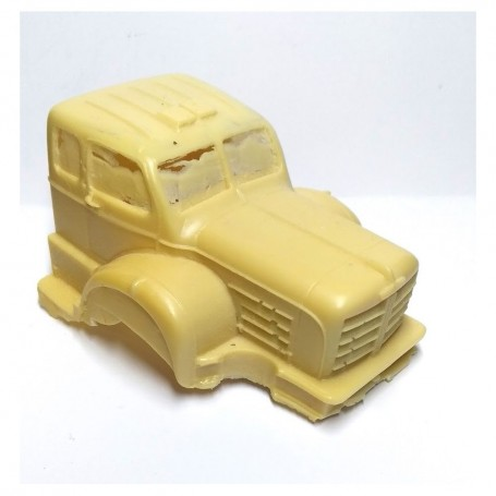 In the State - Berliet GBO Cab - C017 - Resin - CPC Production