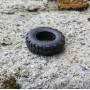 Soft truck tires - ech. 1:43 - Ø25 mm x Ep 7.30mm - Unity