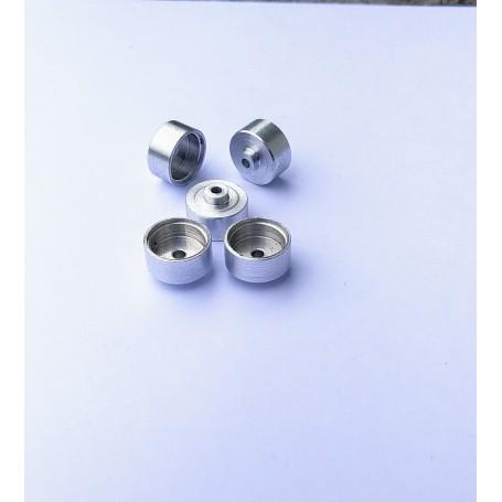 Aluminum wheels Ø11 x 7 - CPC Production - X5