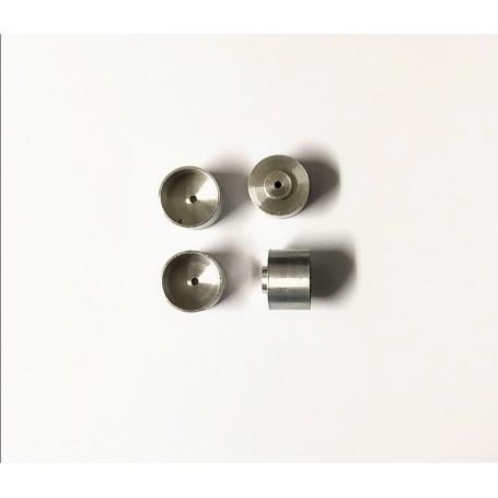 Aluminum wheels Ø12.50 x 10 - CPC Production - X5
