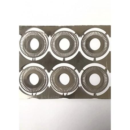 Photodaste for rims Opel - Ø 9mm - ech. 1:43 - X4