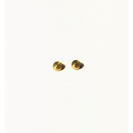 Brass headlight holder Ø3.50 - CPC - X4