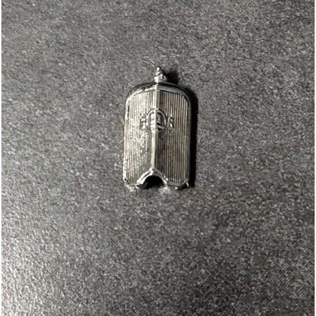 Panhard radiator - ech. 1:43 - White Metal