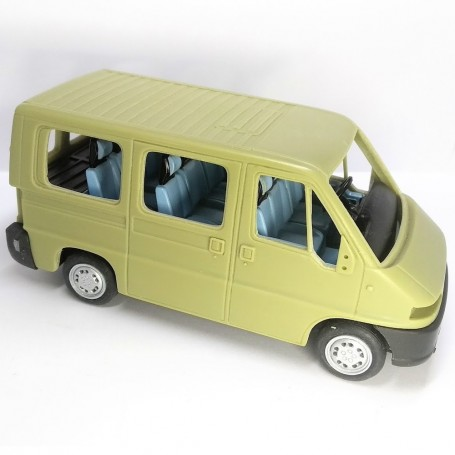 Incomplete: Kit Citroën Jumper Minibus - Resin - 1:43