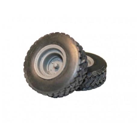 Transport wheel – 1:32 – 30X10 mm -  X2