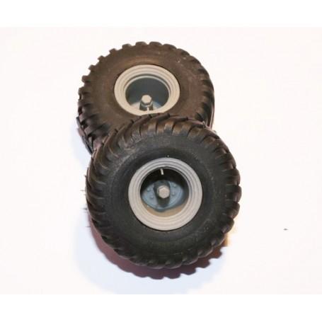Transport wheel – 1:32 – 42X20 mm - X2