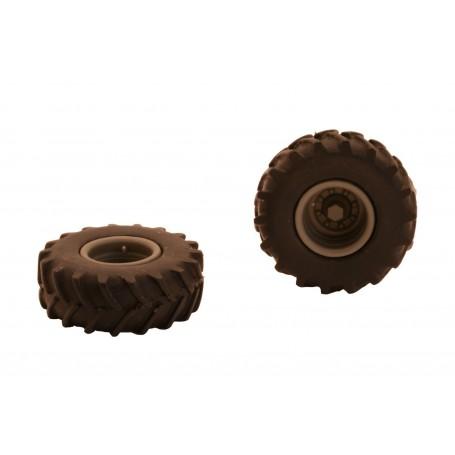 Agrarian wheels – 1:32 – 38x15 mm – X2