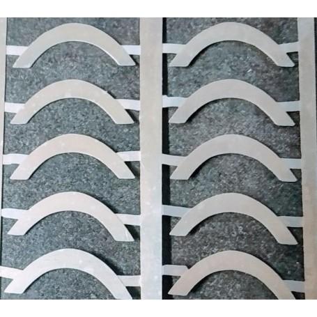 Photodecoupe - Board of 6 - Length 1.8cm