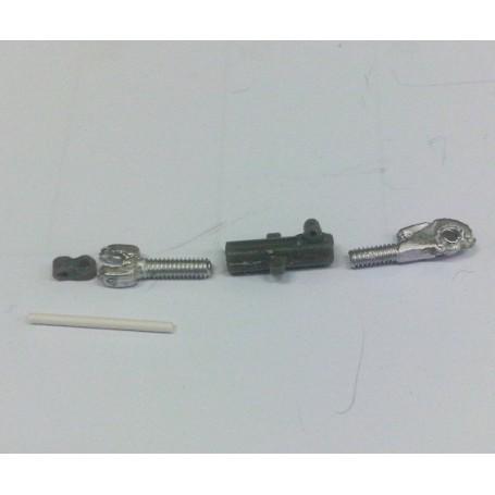 Adjustable three point linkage - 1:32