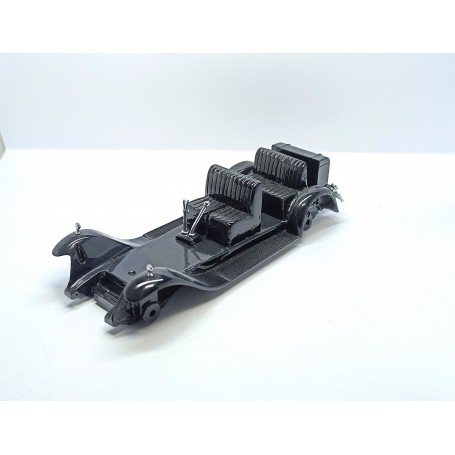 Chassis + parts - HOTCHKISS AM2 Berline 1930