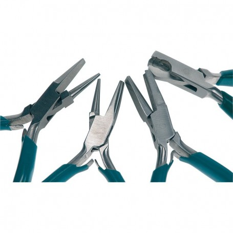 Set of 4 shaping pliers