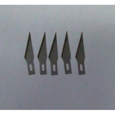 Cutter blades N ° 11 x 5