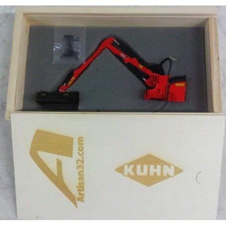 EPAREUSE KUHN MULTI-LONGER 5551 RED