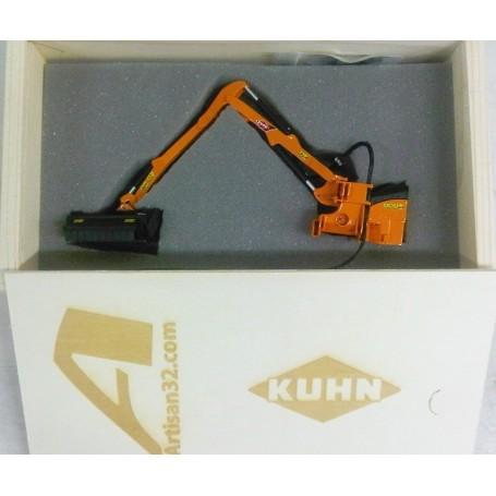 KUHN MULTI-LONGER 5551 ORANGE DDE SPLITTER