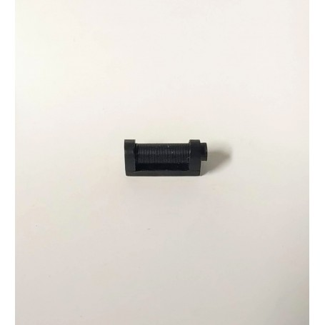 Small model winch - black - ech 1:43 - Length: 14.50mm