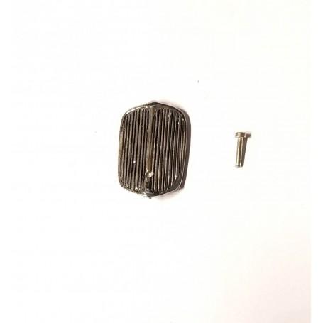 Radiator + Cork - Renault Monaquatre - Ech 1:43 - White Metal
