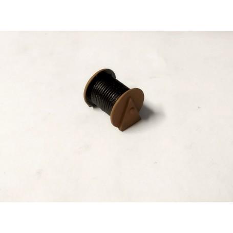 Painted resin reel - 20mm - 1 / 43th