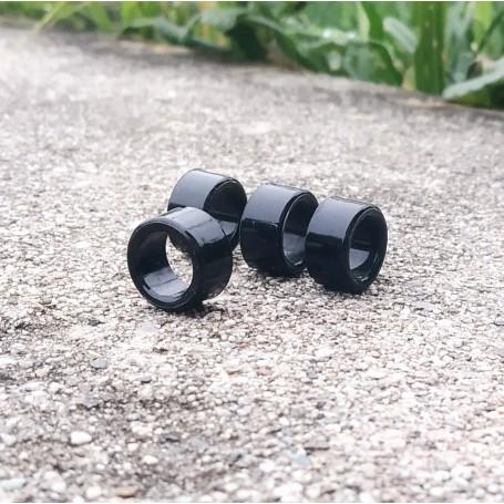 SLICK tires in brilliant flexible resin - ech. 1:43 - Ø 13mm