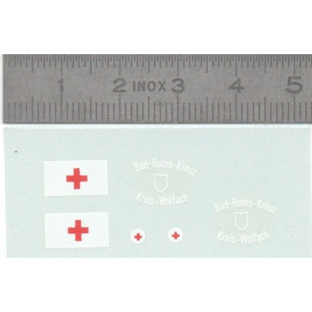 Labor - Red Cross - Ech 1:43