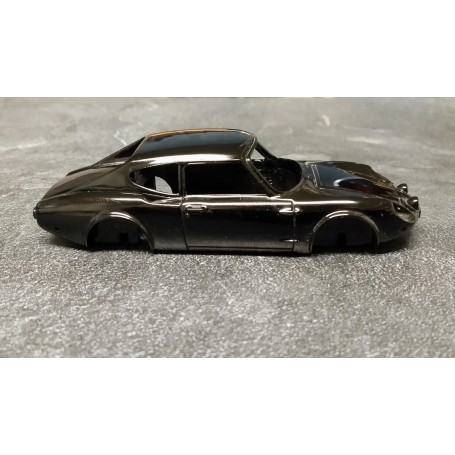 Resin Body - Simca CG - Black - ECH 1:43