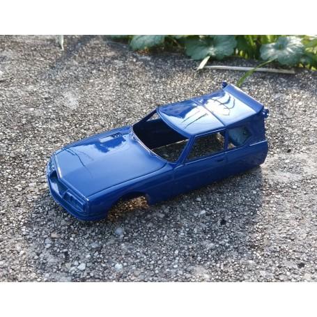 Resin Body - Citroën SM Tissier Auto Door - Blue - Ech 1:43