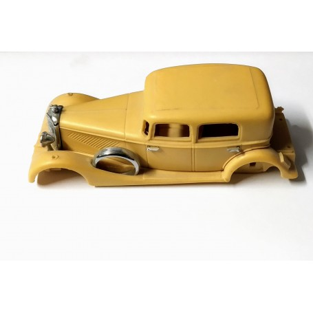 Used - In the State - Panhard Panoramic 1935 - ECH 1:43