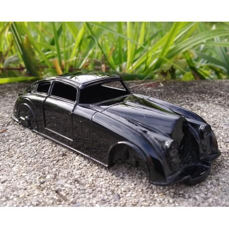 Resin Body - Voisin Aerosport 12 Cylinders - Black - 1:43