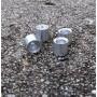 4 aluminum rims - Ø6.50 mm - CPC Production