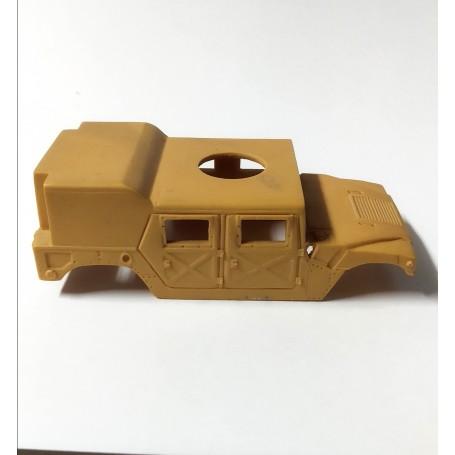 Resin Body - Hummer Military Version - ECH 1:48