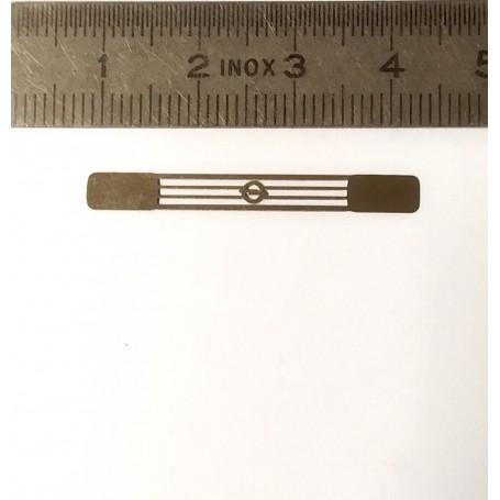 Opel Calender - Photodicker - 1 / 43th - 34.30 x 4 mm