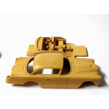 Body + Resin Chassis - Facel Vega HK 500 - ECH 1:43