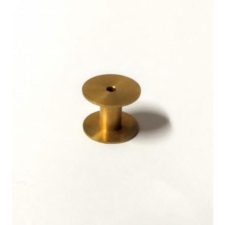 Reel Ø 13 mm brass - ech 1:43