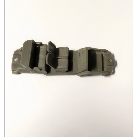 Chassis - Amilcar Compound 1937 - Resin - 1:43