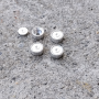 4 rims + inserts - Ø 7 mm - Aluminum - CPC Production