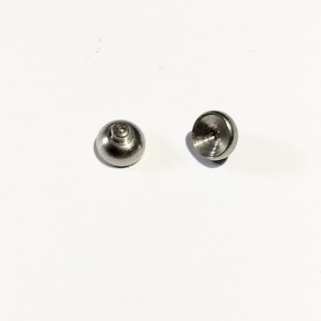 Headlights Ø 5 mm - Nickel-plated brass - CPC Production